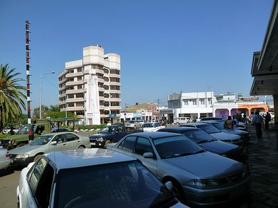 City Of Kisumu (Egesumu)