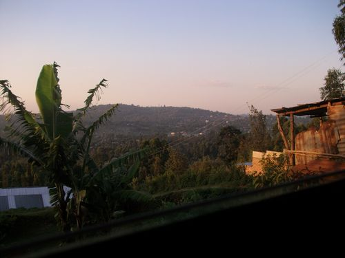 Korwa Nyanchwa Hill, Kisii Town