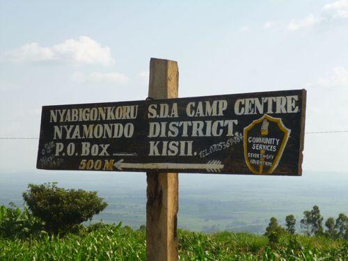 Nyabigonkoru SDA Church