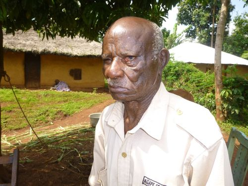 Omogaka David Ogwoka Samusi