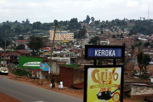 Keroka town
