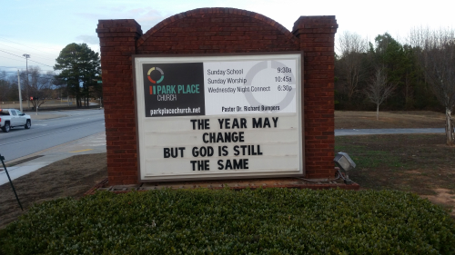 Park Place Church Snellville GA USA