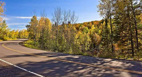 Minnesota In The Fall