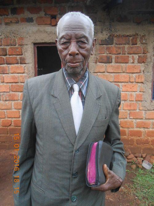 Elder Israel Monyoro