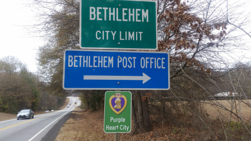 Welcome To Bethlehem GA USA