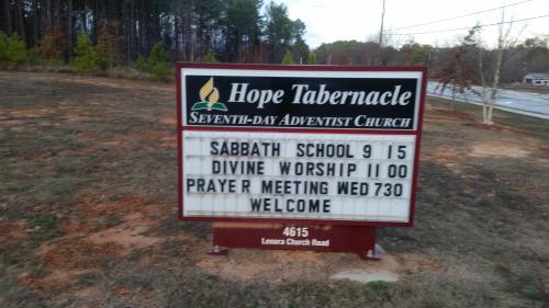 Lenora Church Rd SDA Church Rd Snellville GA USA