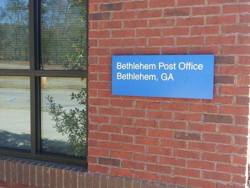 US Post Office Bethlehem GA