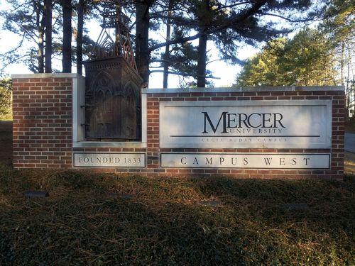 Mercer University B