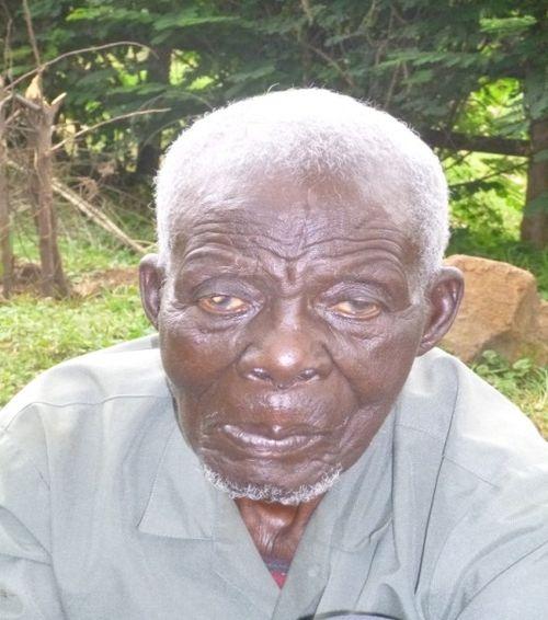 Omogaka Simon Mochache
