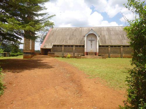 Nyabururu Catholic Church