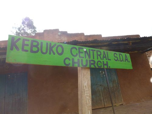 Abanto baito ba Kebuko SDA Church Kisii
