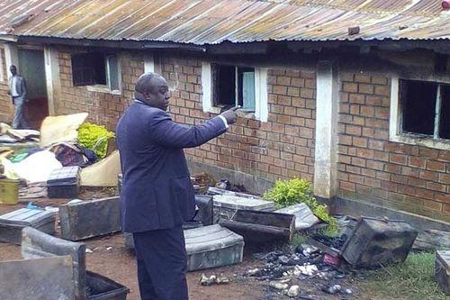 Mbuya mono Omonene ase okorenda abana bao