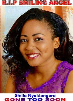 Marehemu Stella Nyakiangora